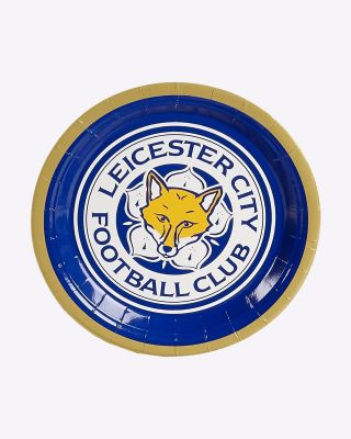 LCFC Paper Plates - Pack Of 12