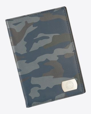 LCFC Camo Passport Holder