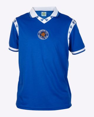 LCFC Retro Shirt 1976/79 Home