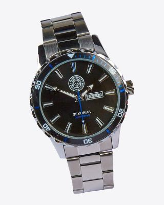 LCFC Stainess Steel Silver Watch