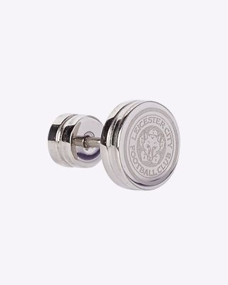 LCFC Single Crest Stud Earring