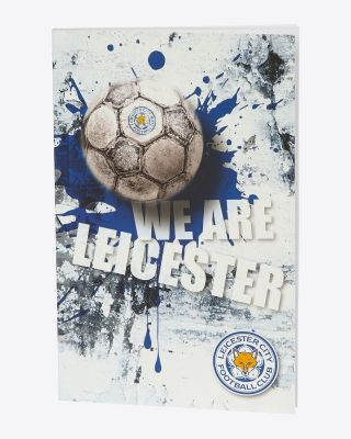 LCFC Note Book - Large