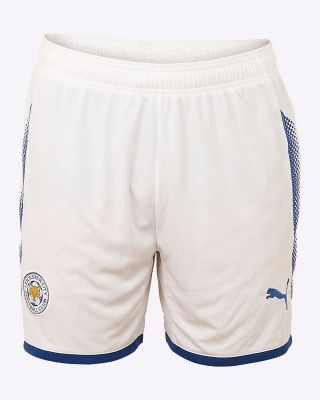 Kids White Away/Clash Shorts 2017/18