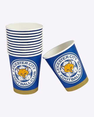 LCFC Paper Cups - Pack Of 12