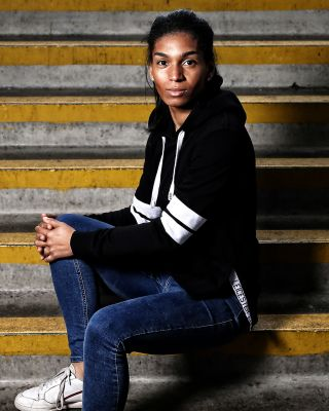 Leicester City Womens Split Tape Hoody