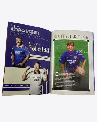 Matchday Magazine - LCFC v Burnley