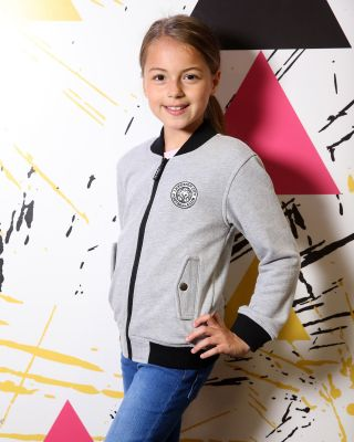 Leicester City Kids Bomber Jacket