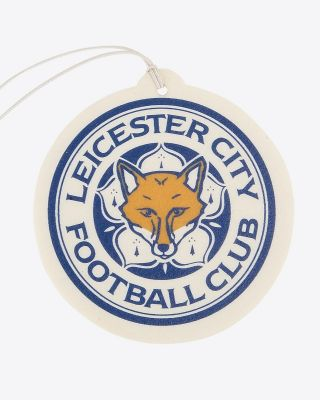 Leicester City Crest Car Air Freshener