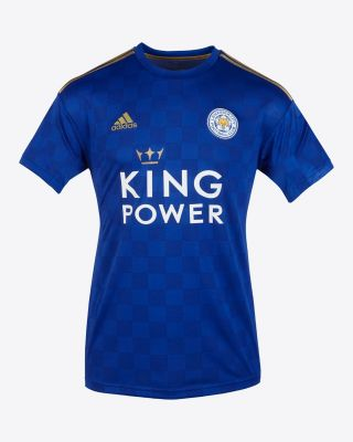 2019/20 adidas Leicester City Junior Home Shirt - Carabao Cup