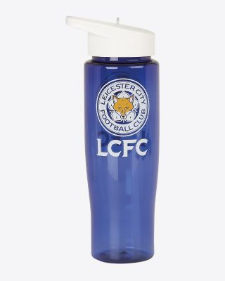 Leicester City Blue Water Bottle