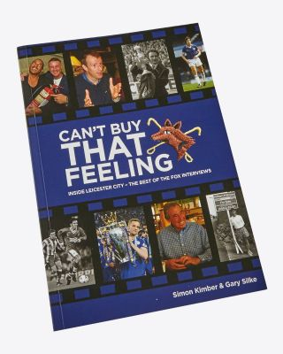 Leicester City Can't Buy That Feeling Book