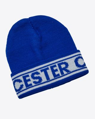 Leicester City Childs Beanie Hat