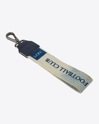Leicester City Thai Natural Dye Keychain
