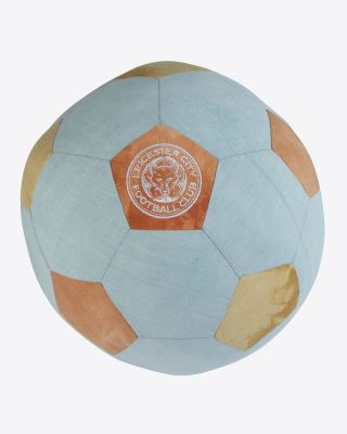 Leicester City Thai Natural Dye - Soft Football