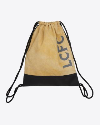 Leicester City Thai Natural Dye - Drawstring Bag