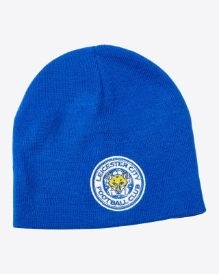 Leicester City Blue Essential Beanie
