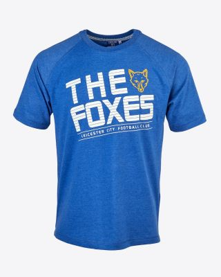 Leicester City Mens Foxes Sports T-Shirt