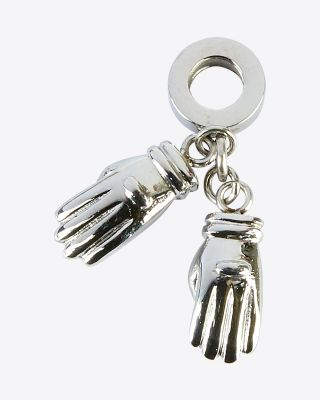 Leicester City Glove Charm