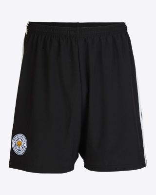 2019/20 adidas Leicester City Junior Black Goalkeeper Shorts