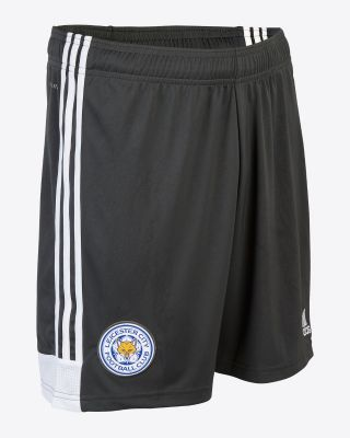 2019/20 adidas Leicester City Grey Away Shorts