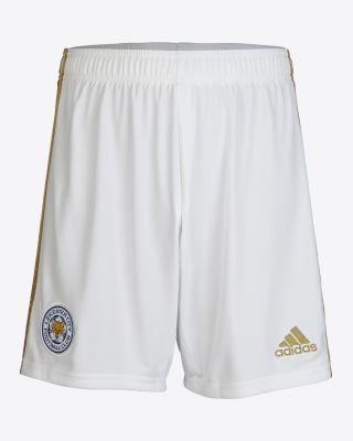 2019/20 adidas Leicester City Junior Home Shorts