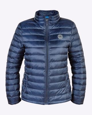 Leicester City Womens Jacket Navy