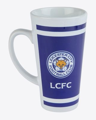 Leicester City Latte Mug