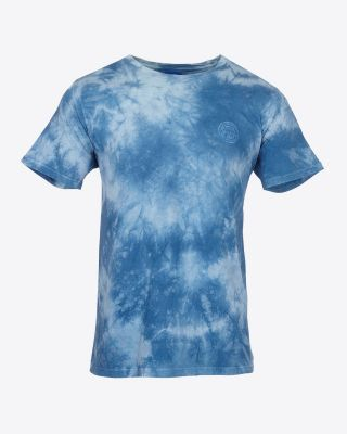 Leicester City Embroidered Tie Dye T-Shirt