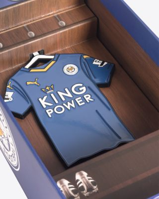 Leicester City Locker Legends - 15/16 Shirt