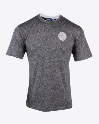 Leicester City Mens Charcoal T-Shirt