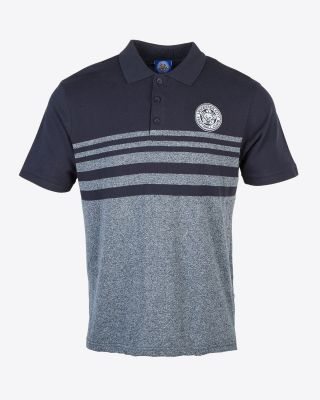 Leicester City Mens Rhombus Polo