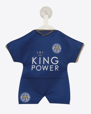 Leicester City Mini Car Kit