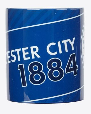 Leicester City 1884 Diagonal Mug