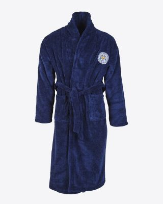 Leicester City Adult Dressing Gown