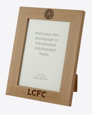 Leicester City Frame Portrait