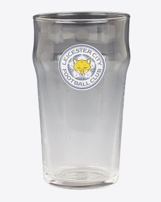 Leicester City Pint Glass