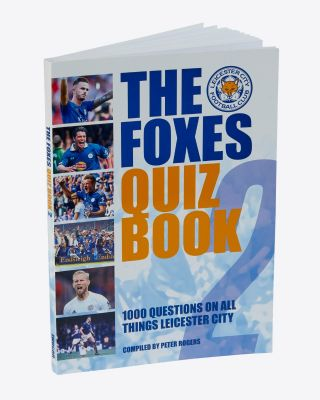 Leicester City Quiz Book - 2nd Edition
