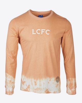 Leicester City Thai Natural Dye - Long Sleeve T-Shirt