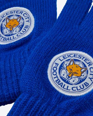 Leicester City Kids Gloves