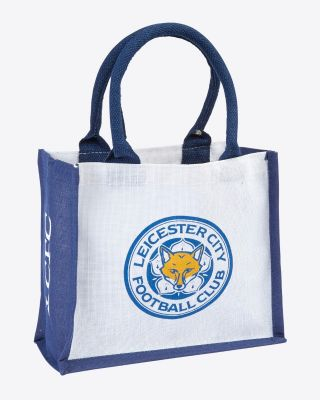 Leicester City Small Jute Bag