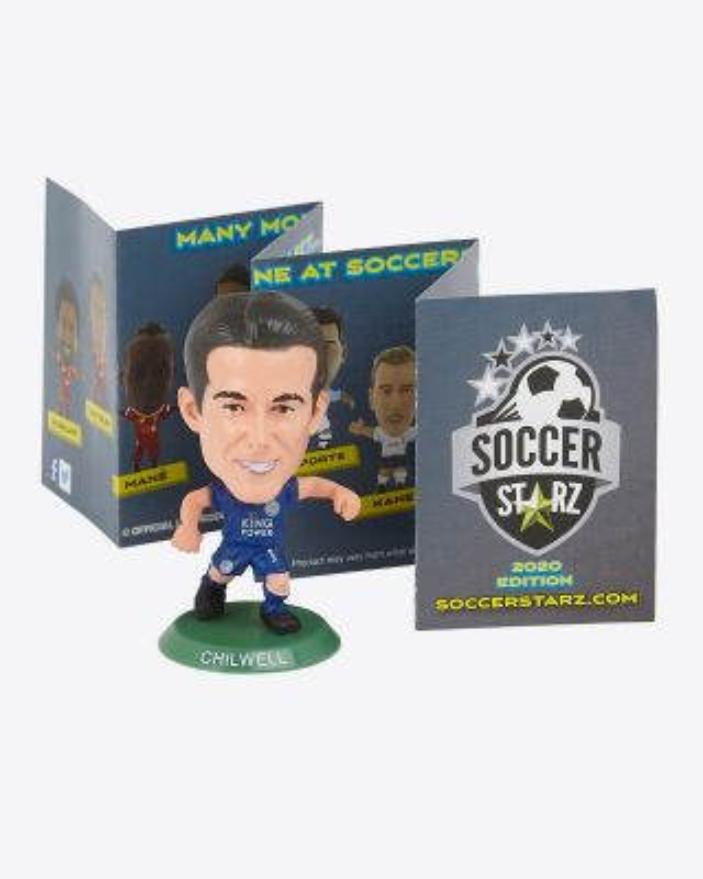 Leicester City Soccer Starz - Ben Chilwell