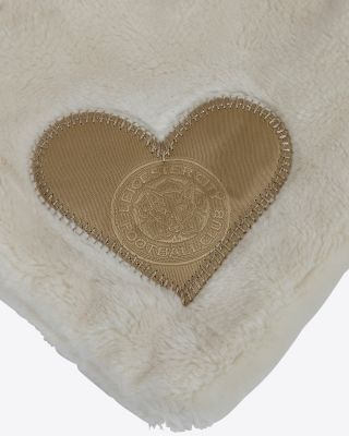 Leicester City Baby Bear Blanket Toy