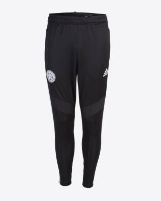 2019/20 adidas Leicester City Junior Black Training Pants