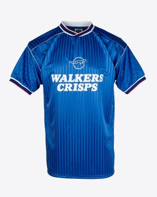 Leicester City Retro Shirt 1989 Home