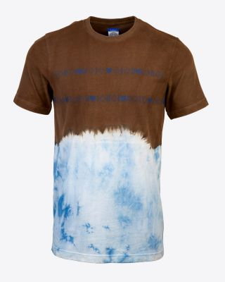 Leicester City Thai Natural Dye - Brown Top T-Shirt