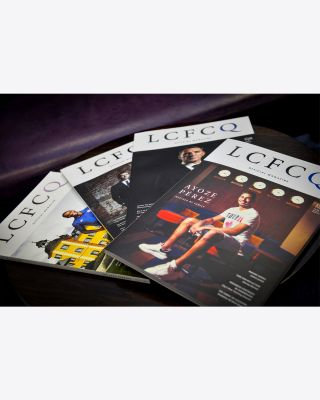 LCFCQ 2020 Magazine Subscription
