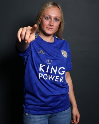 2019/20 adidas Leicester City Ladies Home Shirt