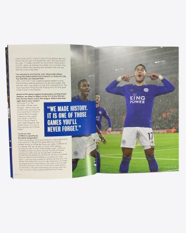 Matchday Magazine - LCFC v Southampton