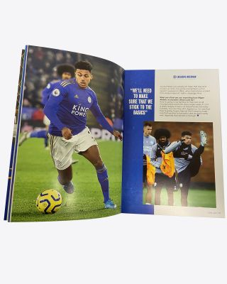 Matchday Magazine - LCFC v Wigan Athletic