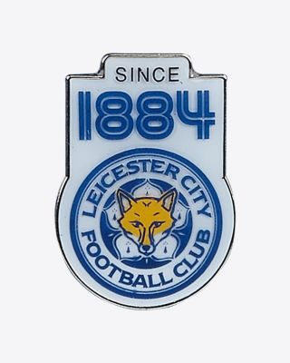 Leicester City 1884 Pin Badge